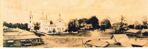 Алексеейвский Храм